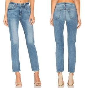 FRAME Denim Le Boy Ankle Jeans in Levine size 26